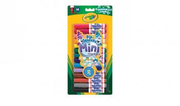 Crayola 14 Pipsqueaks Mini Markers