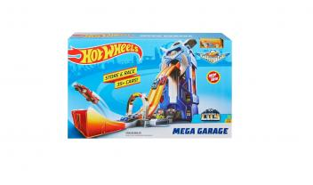 HotWheels Mega Garage Playset