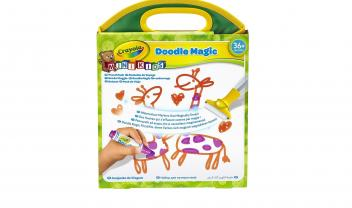 Doodle Magic Travel Pouch