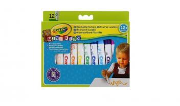 12 Minikids Markers
