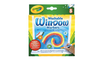 8 window markers