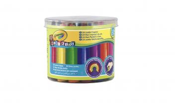 24 max wax crayons