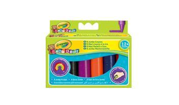 Crayola Mini Kids - 8 Maxi Wax Pencils
