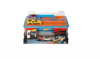 Hotwheels Meeneem Race Set