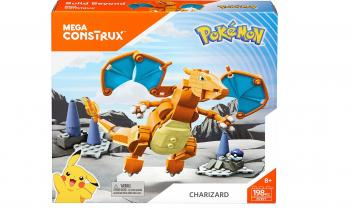 Mega Construx™ Pokemon™ Charizard Buildable Figure