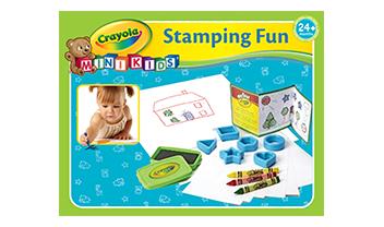 Mini Kids Stamping Kit