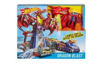 Hot Wheels® Dragon Blast™ Play Set
