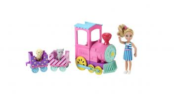 Club Chelsea™  Doll and Choo-Choo Train