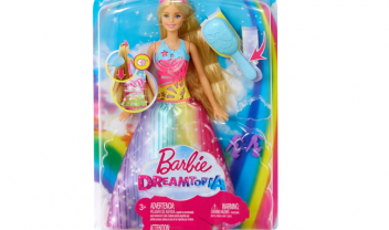 Brush Brights Feature Princess