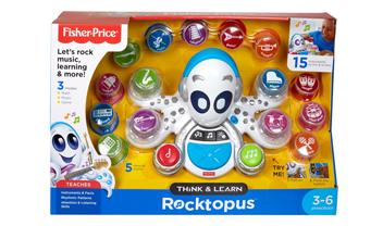 Think & Learn Rocktopus™