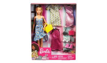 Barbie Doll, Fashions & Accessories
