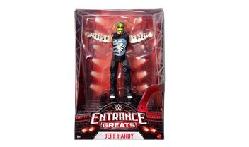 "WWE Entrance Greats ""Jeff Hardy"""