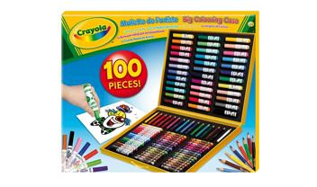 Crayola Big Coloring Case