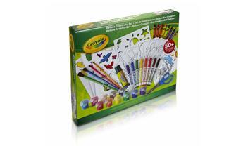 Crayola Multi Activity Kit