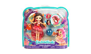 Enchantimals Water Doll & Animal Assortment