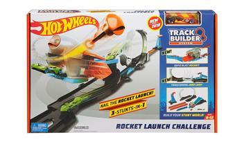 Hot Wheels® Track Builder Rocket Launch Challenge playset