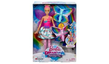Barbie™ Dreamtopia Flying Wings Fairy Doll