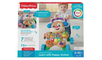 Laugh & Learn® Smart Stages™ Learn With Puppy Walker