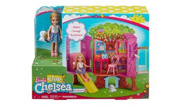 Barbie® Club Chelsea™ Treehouse