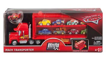 Cars Mack Transporter Vehicle