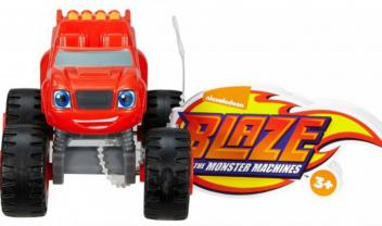 Blaze and the Monster Machines™ Small Plastic Cars Assortment