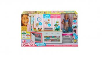 Barbie® Doll and The Ultimate Kitchen Playset