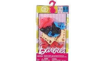 Barbie Fashions Shoe Pack Assortment