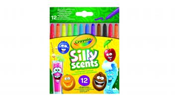 Silly Scents 12ct. Twistables Crayons
