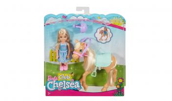 Club Chelsea™ Doll and Pony